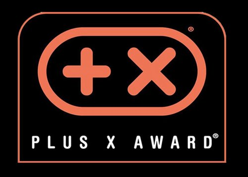 "Logo ""Plus X Award"""